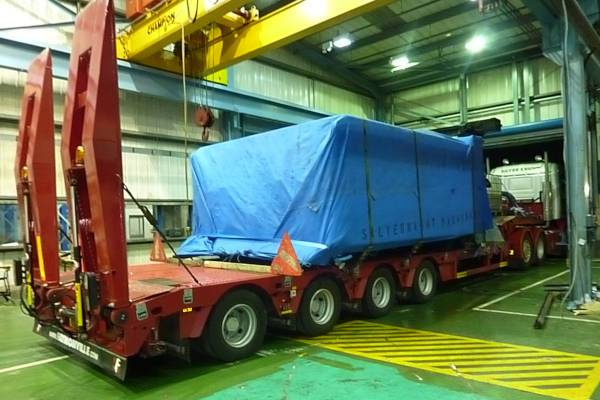 Equipment, and Heavy Equipment Moving & Haulage Service