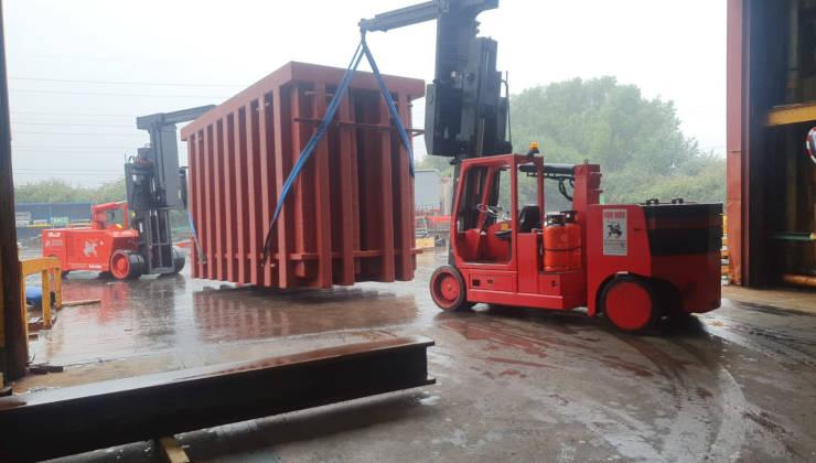 400 Tonne Heavy Machinery Lifts